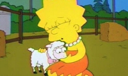 Last Exit To Springfield :: Simpsons Sounds :: Lisa The Vegetarian
